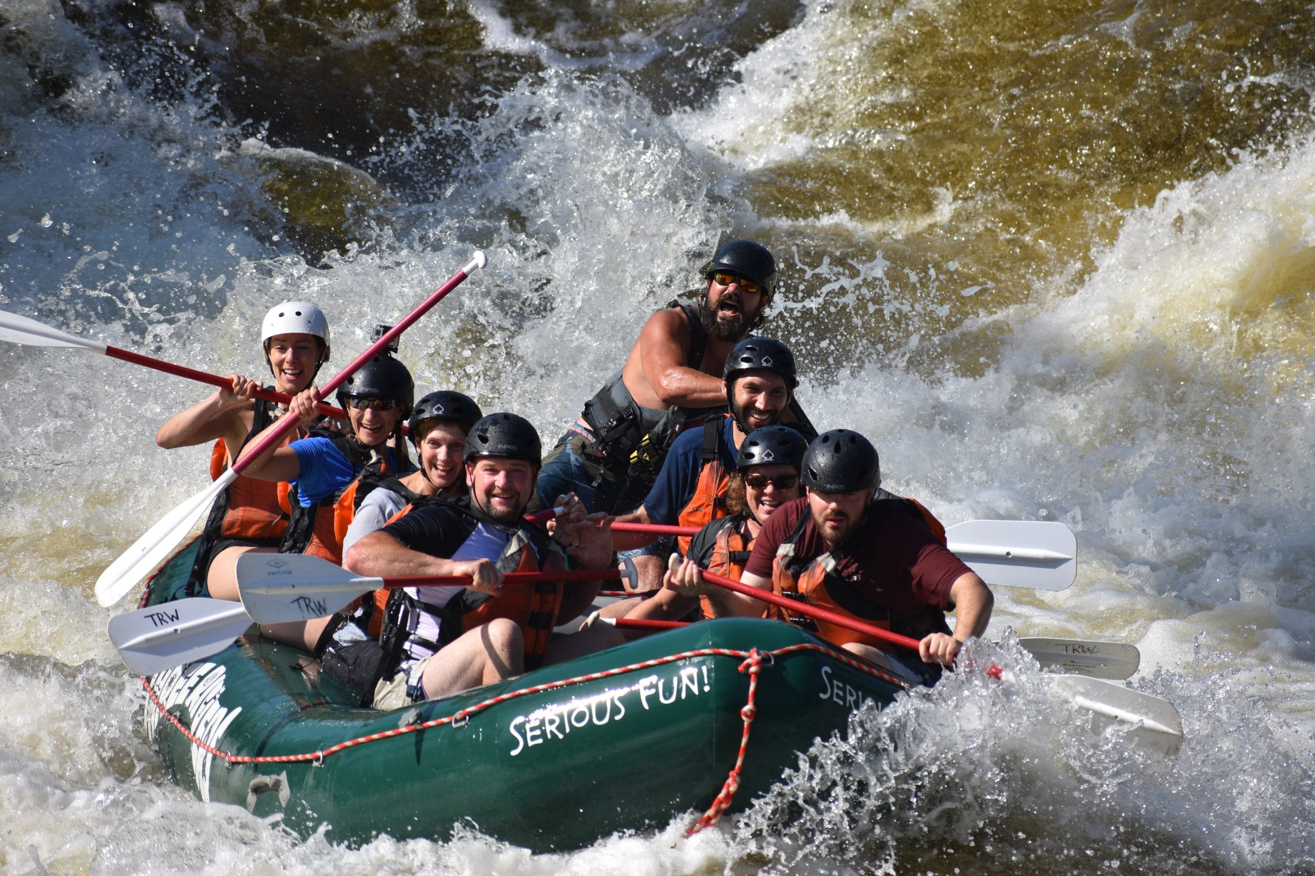 Photo Copyright Three Rivers Whitewater